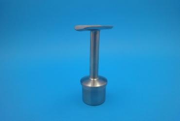 Podpora poręczy okrągłej wklejana stała